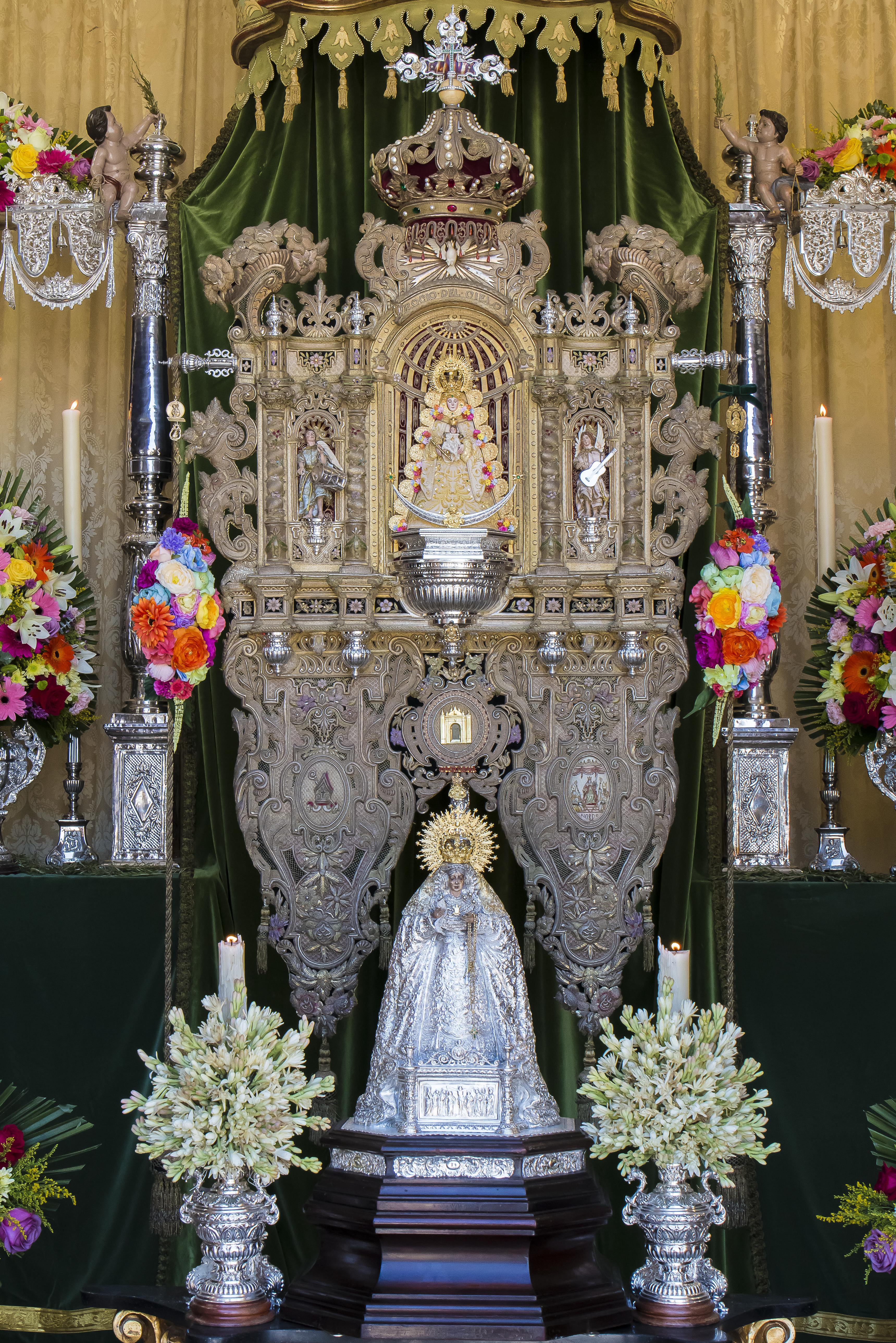 Altar Peregrinación-1