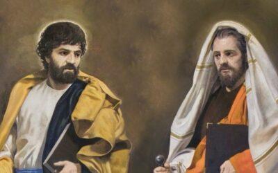 FESTIVIDAD | SANTOS PEDRO Y PABLO.