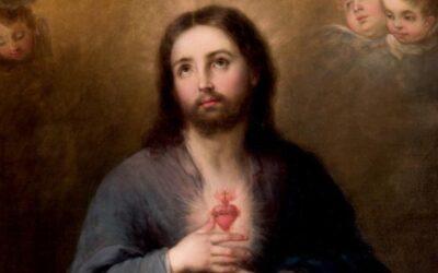 FESTIVIDAD | SAGRADO CORAZÓN DE JESÚS.