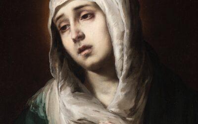 FESTIVIDAD | BIENAVENTURADA VIRGEN MARÍA DE LOS DOLORES.