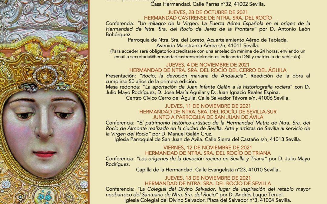 FORMACIÓN Y CULTURA | MAGNA EXPOSICIÓN JUBILAR ROCÍO.