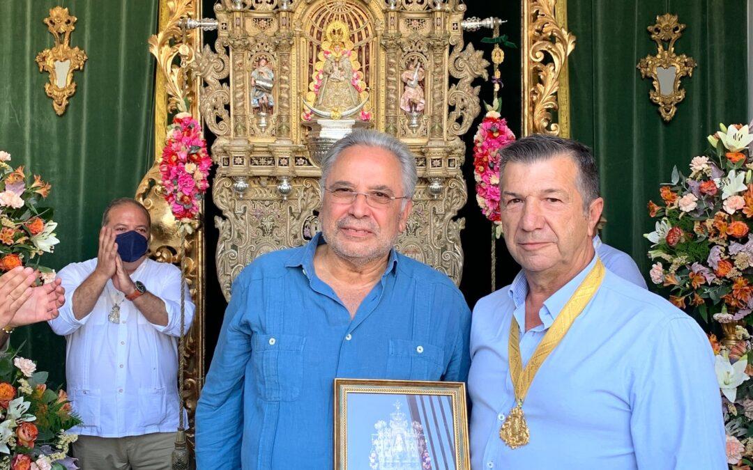 AGRADECIMIENTO | HERMANDAD DEL ROCÍO DE LOS PALACIOS Y VILLAFRANCA.